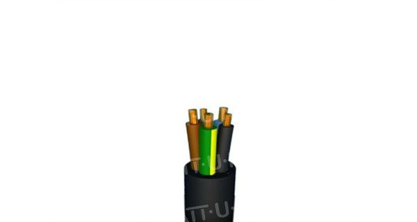Cable H07RN-F ECA 5G2.5 450/750V