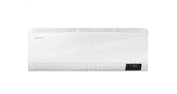 Samsung LUZON heat pump from 2.2 to 7.4 kW