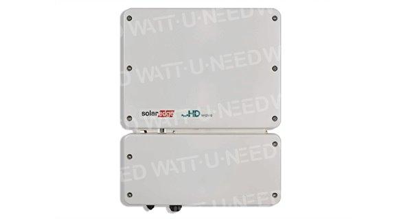 SolarEdge SE3000H to 6000H-RWS HD-WAVE hybrid inverter