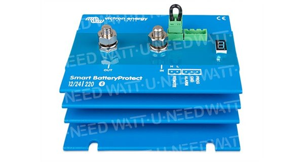 Victron Smart BatteryProtect 12/24V-65A/100A/220A