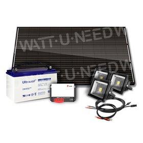 100W Standalone Lighting Kit