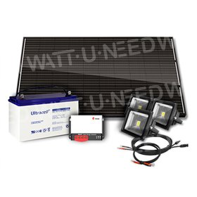 300W Standalone Lighting Kit