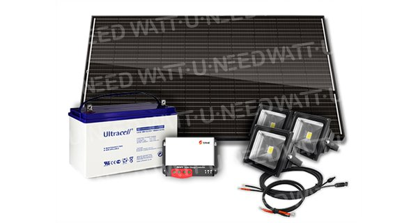 100W Standalone Lighting Kit