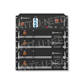 Batterie lithium Pylontech H48050 +200 avec BMS
