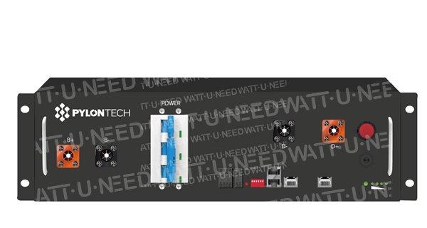 Pylontech H48050 +250 lithium battery