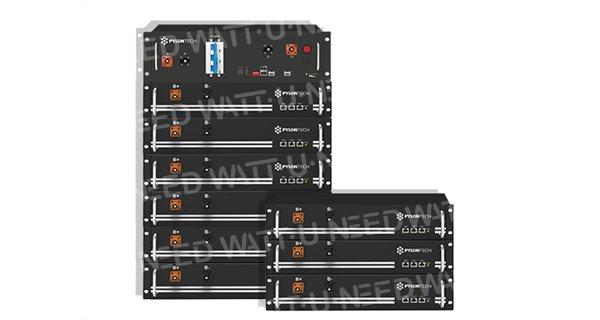 Batterie lithium Pylontech H48050 +450 avec BMS