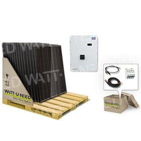 Kit 160 self-consumption panels / 50kW reinjection