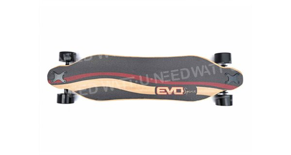Skateboard électrique EVO Curve V4