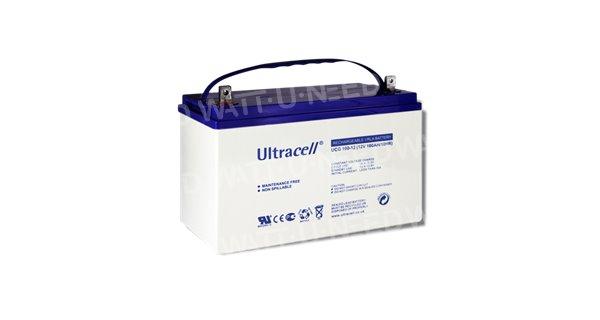 Ultracel GEL battery 12V 100Ah