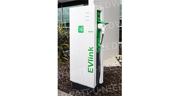 EVlink Parking 2 Mural Charging Station for Wall Mounting
