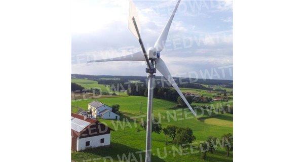 Eolienne ANTARIS 12 kW réseau