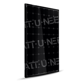 Eurener Total Black 300 Wc Solar Panel
