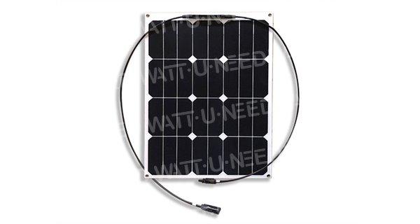 MX FLEX Solar Panel Full Black 30Wp