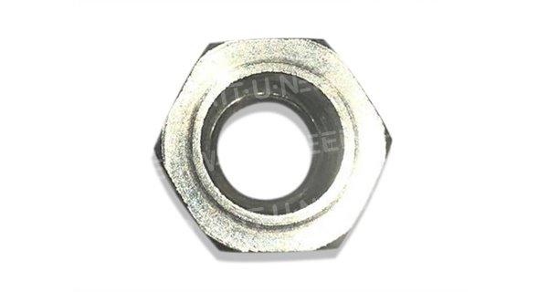 Self-braking M10 nut