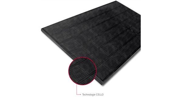 Panneau solaire LG 340Wc NeON 2 monocristallin Full Black