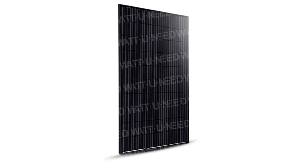 Panneau Solaire JNL Solar monocristallin 320 Wc full black