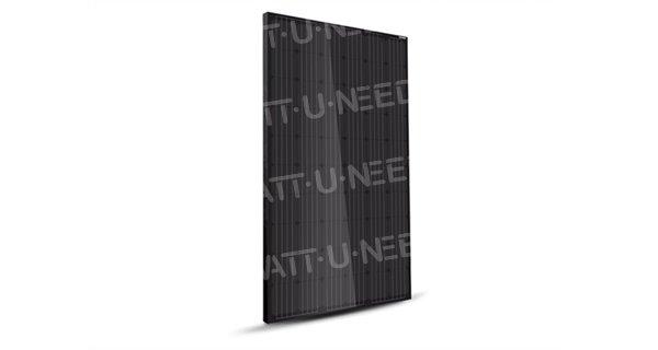Panel solar JNL SOLAR Full black