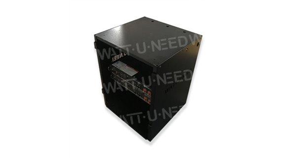 Armoire 6 batteries Pylontech avec/sans plexiglas