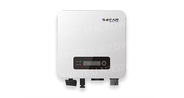 Mono Sofar Solar 3000TL-G3 Inverter