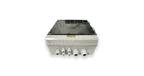 ZJBENY double DC surge-arrestor box