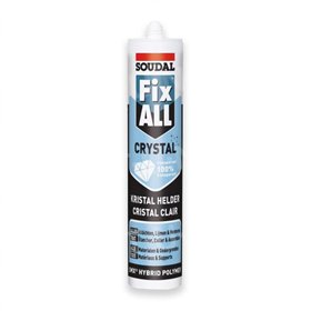 Fix All Crystal Mounting Glue