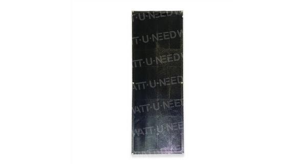 Solar panel 12V MX FLEX XTD PROTECT 50Wc Full Black