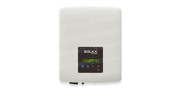Onduleur monophasé SolaX X1 Mini 1.5