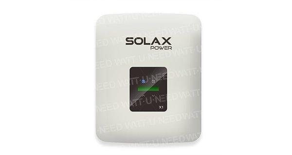 Onduleur monophasé SolaX X1 Air 3.3