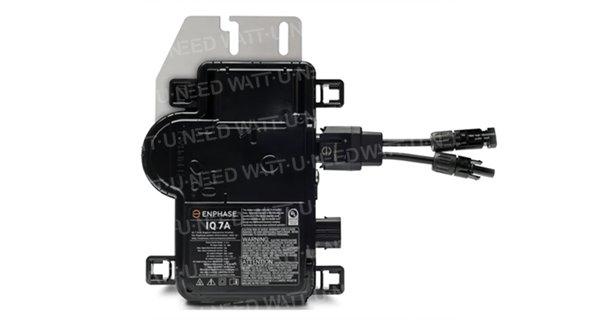 Enphase iQ7, IQ7+ and IQ7x Microinverter