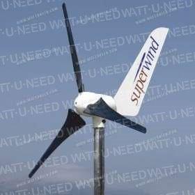 Eolienne Superwind SW350/SW353 - 350W 24V