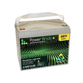 PowerBrick Lithium Battery 48V 32Ah