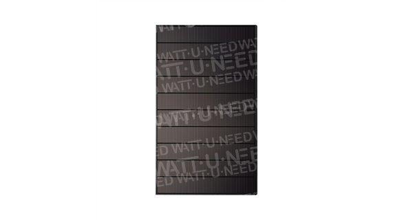 Panneau solaire Hyundai 390 Wc Full Black
