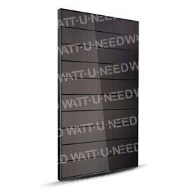 Hyundai 395 Wc Ultra Black Solar Panel