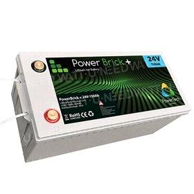 Batterie lithium PowerBrick+ 24V 150Ah