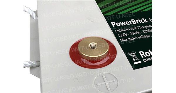 PowerBrick lithium battery 24V 150Ah