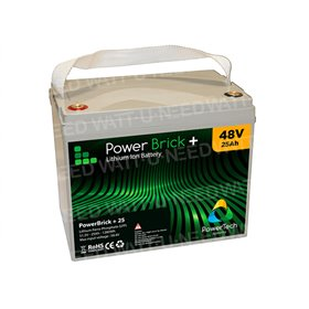 Batterie lithium PowerBrick+ 48V 25Ah