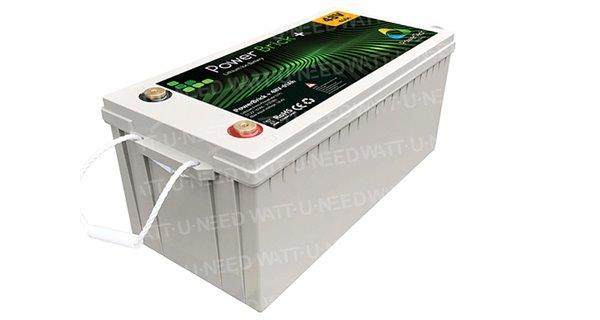 Batterie lithium PowerBrick+ 48V 61Ah
