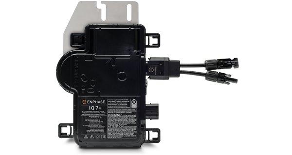 Micro inverter Enphase iQ7, IQ7 and IQ7x