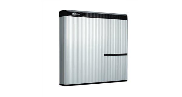 LG RESU 7H 400V Lithium Battery - 7kWh