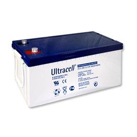 Batterie GEL Ultracell 12V 200Ah