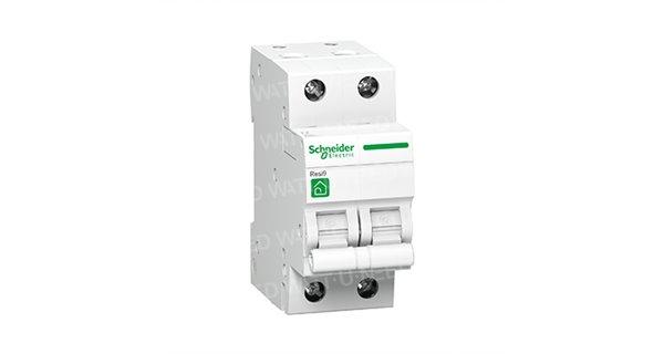 Schneider mono 6A circuit breaker