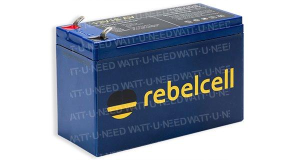 RebelCell Lithium 12V 140Ah battery