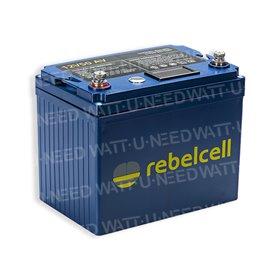 RebelCell Lithium Battery 12V50Ah - 50AV