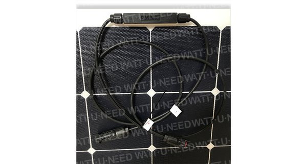 MX FLEX 140 Wc Full Black Solar Panel