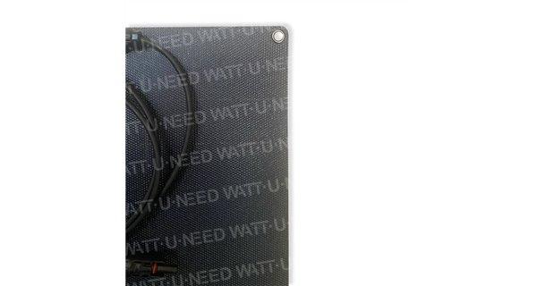 Panneau solaire 12V MX FLEX Protect 60Wc Full black