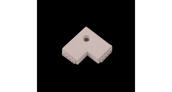 """L"" connector for 3528 or 5050 LED tape"