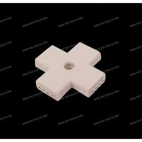 Cross connector for LED ribbon 5050