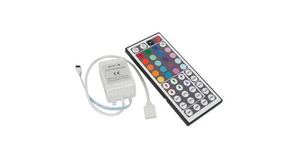 Contrôleur RGB 44 touches