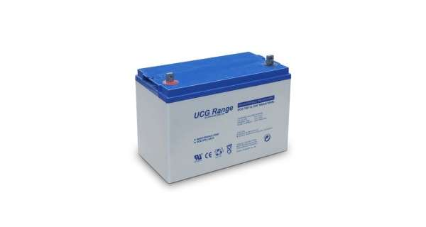 Batterie GEL 12V 55Ah