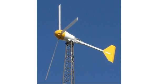 1kW Bergey Excel wind turbine 24V or 48V (charging models)